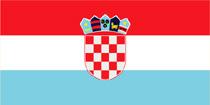 Croatie flag