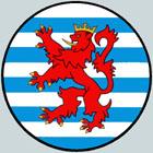 Luxembourg roundel