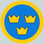Sweden roundel
