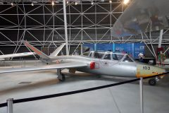 Fouga CM170 Magister 103 French Air Force, Aeroscopia