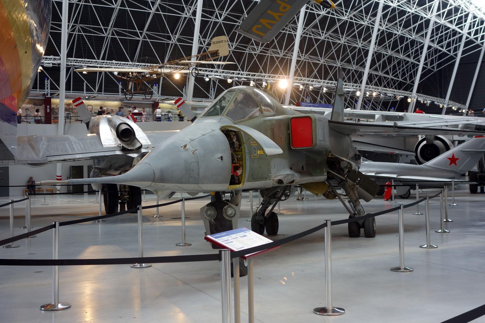 SEPECAT Jaguar A - Aviationmuseum