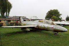 Aero L-29 Delfin 0113 Czechoslovakian Air Force, Letecké muzeum v Kunovicích, Czechia