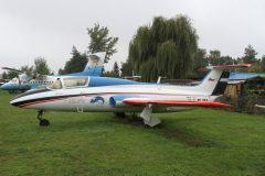 Aero L-29A Delfin OK-SZA, Letecké muzeum v Kunovicích, Czechia | Andey Davey