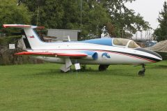 Aero L-29A Delfin OK-SZA, Letecké muzeum v Kunovicích, Czechia