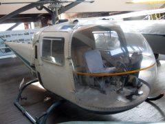 Agusta-Bell AB-47J2 YU-HAL Tehnicki Muzej Zagreb, Croatia picture Phil Glover