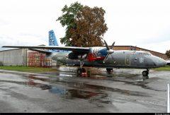 Antonov An-26 2507 Czech Air Force, Letecké muzeum Kbely, Czechia