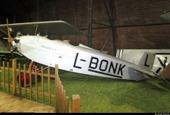 Avia BH.11C L-BONK, Letecké muzeum Kbely, Czechia