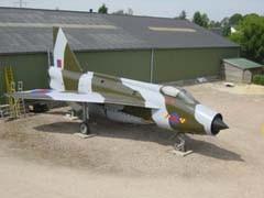 BAC Lightning F.2A XN784