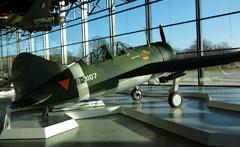 Brewster B-339C Buffalo B-3107