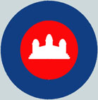 Cambodia roundel