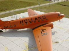 Douglas DC-3 PH-ALR HOLLAND