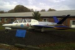 Fouga CM170R Magister MT-14