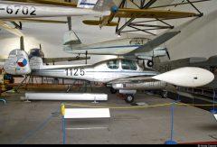LET L-200D Morava 1125 Czechoslovakian Air Force, Letecké muzeum Kbely, Czechia