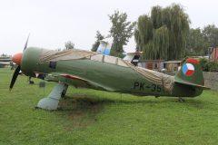 Let C-11 (Yakolev Yak C.11) PK-35 Czechoslovakian Air Force, Letecké muzeum v Kunovicích, Czechia