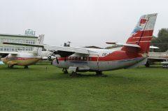 Let L-410A Turbolet OK-ADO, Letecké muzeum v Kunovicích