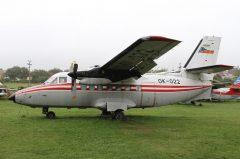 Let L-410M Turbolet OK-022, Letecké muzeum v Kunovicích | Andey Davey