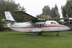 Let XL-410 Turbolet OK-YKE, Letecké muzeum v Kunovicích