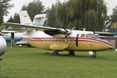 Let XL-410 Turbolet OK-ZKA, Letecké muzeum v Kunovicích