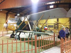 Letov S-2 S2.16 Letecké muzeum Kbely