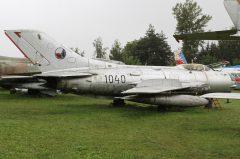 Mikoyan-Gurevich MiG-19PM 1040 Czechoslovakian Air Force, Letecké muzeum v Kunovicích