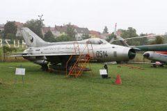 Mikoyan-Gurevich MiG-21F-13 0514 Czech Air Force, Letecké muzeum v Kunovicích | Andey Davey