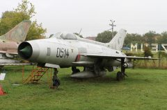 Mikoyan-Gurevich MiG-21F-13 0514 Czech Air Force, Letecké muzeum v Kunovicích