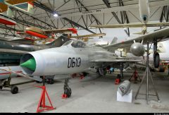 Mikoyan-Gurevich MiG-21F-13 0613 Czech Air Force, Letecké muzeum Kbely, Czechia