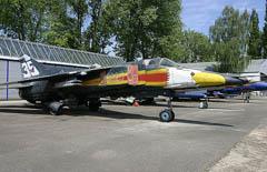 Mikoyan Gurevich MiG-23BN 9825 Caslav 35 years