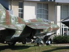 Mikoyan-Gurevich MiG-23UB 29 Bulgarian Air Force
