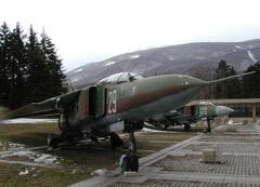 Mikoyan-Gurevich MiG-23UB 29