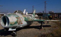 Mikoyan-Gurevich Mig-17F 62 Bulgarian Air Force, Aviation Expo, Burgas Airport, Bulgaria | Andey Davey