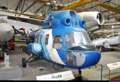 Mil Mi-2 Hoplite B-2530 Police, Letecké muzeum Kbely, Czechia