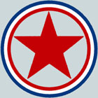 North Korea roundel