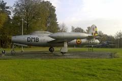 Republic F-84EG Thunderjet FS-17 DMB