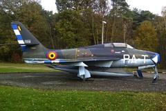 Republic F-84F Thunderstreak FU-66 RA-T