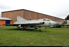 Saab J 35J Draken 35518 Swedish Air Force, Letecké muzeum Kbely, Czechia
