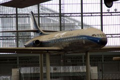 Sud SE-210 Caravelle VI-N OO-SRA