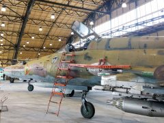 Sukhoi Su-22M-4 4006 Czechian Air Force, Letecké muzeum Kbely