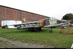 Sukhoi Su-25TK 9098 Czech Air Force, Letecké muzeum Kbely, Czechia