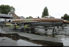 Sukhoi Su-7BKL 6513 Czechoslovakian Air Force, Letecké muzeum Kbely, Czechia