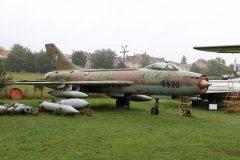 Sukhoi Su-7BM 5530 Czechoslovakian Air Force, Letecké muzeum v Kunovicích | Andey Davey