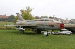Sukhoi Su-7UB 0510 Czechoslovakian Air Force, Letecké muzeum v Kunovicích | Andey Davey