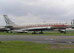 Tupolev Tu-104 OK-LDA