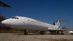 Tupolev Tu-154B2 LZ-BTU Balkan Bulgarian Airlines, Aviation Expo, Burgas Airport, Bulgaria