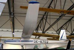 VPDM L-21 Spartak OK-6702, Letecké muzeum Kbely, Czechia