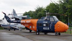 Westland Whirlwind HAR.3 XG576/590-CU Royal Navy, P.s. Aero B.V. Baarlo
