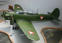 Yakolev Yak-18 3-AA