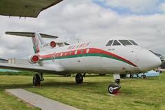 Yakolev Yak-40 EW-88187