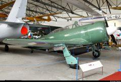 Yakovlev Yak C.11 1727 Czechoslovakian Air Force, Letecké muzeum Kbely, Czechia | Andy Davey