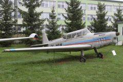 Zlin Z-226B Bohatyr OK-MPW, Letecké muzeum v Kunovicích | Andey Davey